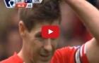 Pha trượt chân khiến Steven Gerrard bị 'troll' suốt sự nghiệp