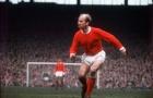 Sir Bobby Charlton và những khoảnh khắc để dời tại Man Utd