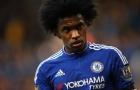 Willian mất chỗ đứng tại Chelsea, Mourinho lập tức ra tay