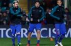 02h45 ngày 28/11, Real Sociedad vs Barcelona: Chạy đà cho Siêu kinh điển