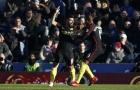 Aguero lập cú đúp, Man City ngược dòng đánh bại Burnley