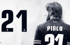 Andrea Pirlo, số 21 vĩ đại của Juventus