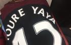 Cập nhật tỉ số: Burnley 1-1 Man City (Hiệp 1)