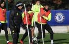 Dàn sao Chelsea tập trung cao độ trước thềm Derby