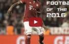Jerome Boateng - cầu thủ Đức xuất sắc nhất năm 2016