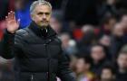 Lời nguyền ám Mourinho, M.U không thể lọt Top 5