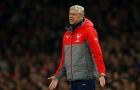 Wenger: 'Arsenal đã thua Tottenham, M.U hay PSG đâu?'