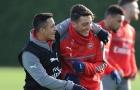 Arsenal rộn ràng chuẩn bị 'tiệc mừng' ngày tái ngộ Wilshere