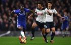 Moses kết liễu Tottenham trong hiệp hai, giúp Chelsea đòi lại ngôi đầu từ Liverpool