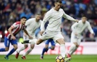 Ronaldo lập cú đúp, Real 'nhọc nhằn' giữ lại 3 điểm trên Bernabeu