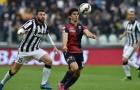Sau Milan, đến lược Juventus chết thảm trước Genoa