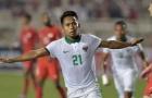 Việt Nam vs Indonesia: Lá bài tẩy Vermansyah