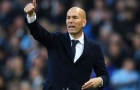Zidane cân bằng kỷ lục của Ancelotti