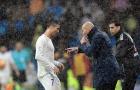 Zidane thừa nhận Real thắng thiếu thuyết phục