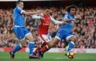 5 điểm nhấn Arsenal 3-1 Bournemouth: Trọng tài lại gây tranh cãi
