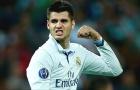 Alvaro Morata ghi bàn đều đặn trong màu áo Real Madrid
