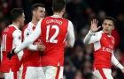 Đây, đố ai lấy được vị trí thứ 4 của Arsenal!