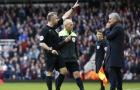 Hành động 'giận cá chém thớt' của Mourinho vs West Ham
