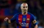 Khủng hoảng, Barca đang rất nhớ Iniesta