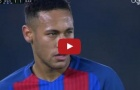 Màn trình diễn của Neymar vs Real Sociedad