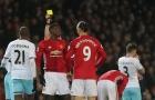 Man United mất cả Pogba lẫn Fellaini ở trận tái đấu West Ham