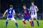 Messi ghi bàn nhưng vẫn không 'cứu' được Barcelona
