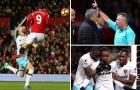 Mourinho lại lên khán đài ngồi nhìn Manchester United đánh rơi 2 điểm