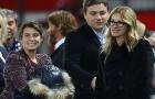 'Người Đàn Bà Đẹp' Julia Roberts cười thả ga sau trận hòa của Man Utd