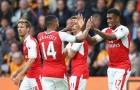 Những bàn thắng mang thương hiệu Arsenal