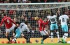 Phung phí cơ hội, hàng công Man Utd bất lực trước West Ham