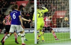 Southampton 1-0 Everton (vòng 13 Ngoại hạng Anh)