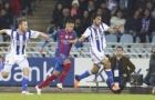 Thống kê cho thấy trước Sociedad, Barca tệ chưa từng thấy