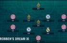 Dream Team của Robben: Không Messi cũng chẳng có Ronaldo