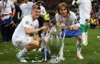 Kroos chọn 2 cầu thủ Real phục vụ tuyển Đức: Không có CR7