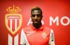 Tiemoué Bakayoko, ngôi sao trẻ đang lên của Monaco