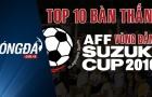 Top 10 bàn thắng đẹp nhất vòng bảng AFF Cup 2016