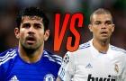 Diego Costa vs Pepe - Ai hổ báo hơn?
