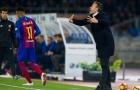 Luis Enrique thốt lên 'tệ hại' khi nói về phong độ Barca