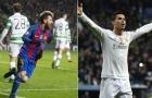 Tầm ảnh hưởng của Ronaldo tại Real lớn hơn Messi tại Barca