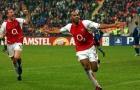 Arsenal từng hạ gục Inter Mian 5-1 ngay tại Giuseppe Meazza