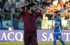 AS Roma nhận tin dữ trước thềm Derby