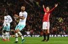 Bị chê sút kém, Man Utd 'nã' tới 4 bàn vào lưới West Ham