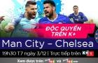 """Man City – Chelsea: """"bê tông Cantenaccio"""" có chống được tiki-taka?"""
