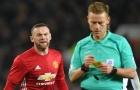 Man Utd mất Rooney trước đại chiến Everton