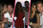 Rộ tin đồn bạn gái Messi dấn thân vào showbiz
