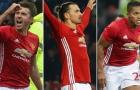 Ai xuất sắc nhất Man United tháng 11?