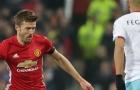 Carrick chốt tương lai tại Man Utd