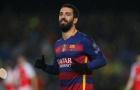 'Chiến binh' Arda Turan trong màu áo Barcelona