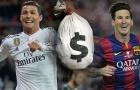 Điểm tin hậu trường 02/12: CR7 bị nghi trốn thuế; Siêu mẫu Playboy 'tiếp lửa' cho Barca trước El Clasico