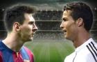 El Classico còn 1 ngày: So sánh 20 pha đi bóng hay nhất của Messi vs Ronaldo